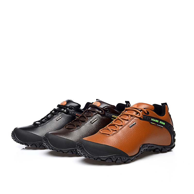 Hiking Shoes Men Wear-resistance Anti-slip Rubber-soles Durable Functional Outdoor Mountain Boots Sneakers инструмент многофункциональный bosch pmf 10 8 li 1 акб