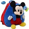 Disney Mickey Mouse meninas mochila escolar menino - 27 - 31 cm escola Plush 100% garantia de qualidade autêntica