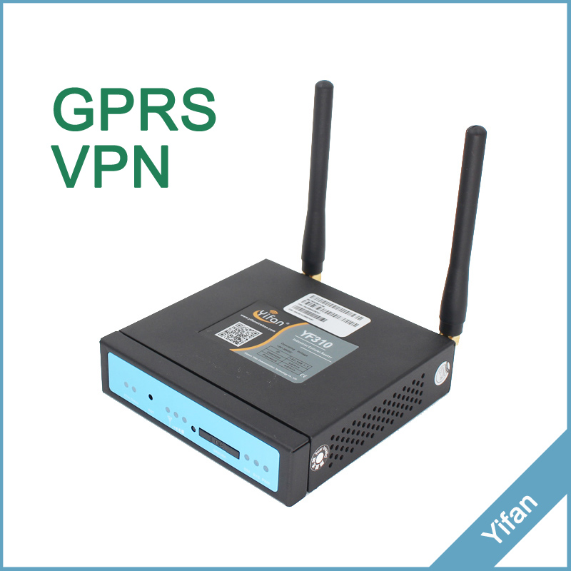 Good for M2M application compact mini size VPN router YF310 G Industrial gsm gprs router with