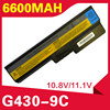 6600mAh batterie für Lenovo B460 B550 G430 G430A G430L G430M G450 G450 G450A G450M G455 G530 G530A G530M G550 g555 N500 B460