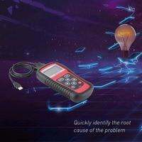 OBD2 MaxiScan MS509 KW808 OBDII EOBD Scanner Car Code Reader Tester Diagnostic
