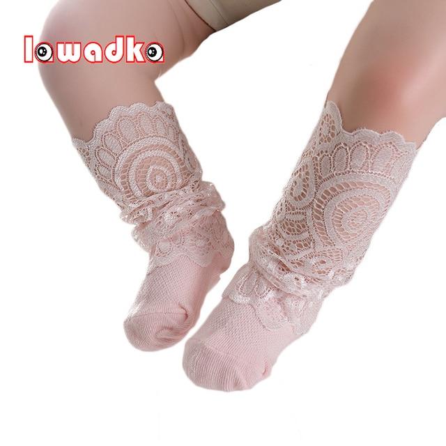 b98ef501f778 lawadka NewBorn Baby Girl Socks Tiny Cotton Infant Lace Socks for Little  Girls Summer Cheap Stuff