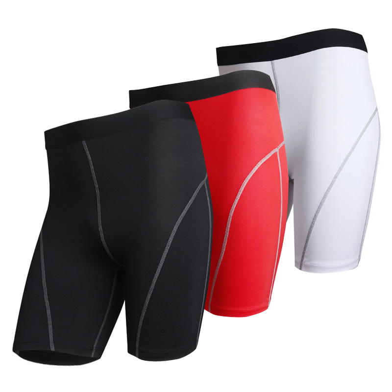 Lauf 2019 Herren Gym Leggings Yoga Shorts Männer Crossfit Bermudas Masculina De Marca Basketball Leggins Bape Bike Fußball Laufhose Moderater Preis Laufshorts