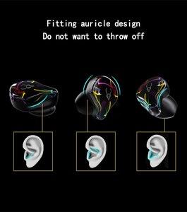 Image 5 - Sabbat X12 pro bezprzewodowe słuchawki douszne Bluetooth 5.0 słuchawki sportowe Hifi zestaw głośnomówiący wodoodporne słuchawki douszne do Samsung iPhone HuaWei