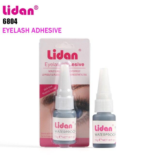 acdcd25e52d LIDAN Fast Drying Glue Professional Adhesive for False Eyelashes Extension  Glue 15ml Followers +3%