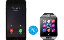 Smart uhr kamera TF karte Bluetooth Smart Uhr Sport für iPhone 4/4 S/5/5 S/6/6 + Samsung S4/Note/s6 HTC Android Phone Smartwatch