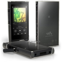Crystal Transparent Hard Case For Sony Walkman NW A35 A36 A37 Cover Cases A35HN A36HNM A37HN