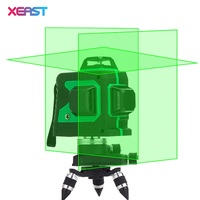 XEAST XE 803 12 Lines Laser Level Self Leveling 360 Horizontal And Vertical Cross Super Powerful