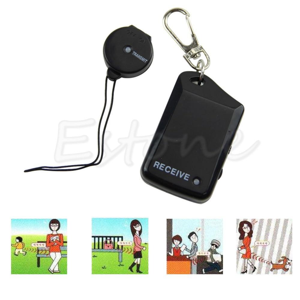 320 Remote Portable font b Electronic b font Anti Lost Alarm Safeguard Keychain Child Pet
