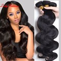 stema hair brazilian body wave unprocessed brazilian hair weave bundles 100% unprocessed brazilian body wave human hair bundles