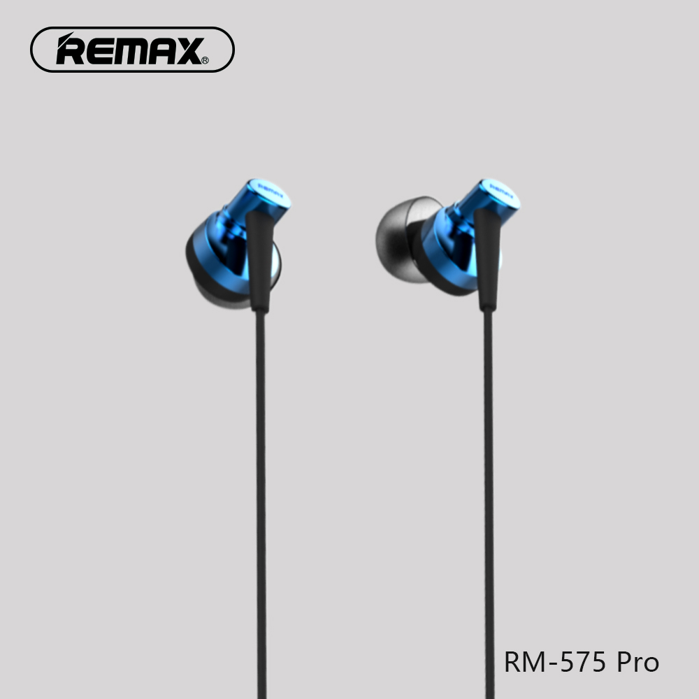 Original Remax In-ear Stereo Earphone with Mic Headset For Samsung for iPhone for HTC Smartphones MP3 Player ника вешалка ника премиум 4 медный антик