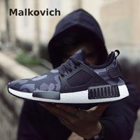 Outdoor Military Camouflage Men Casual Shoes 2018 Summer Krasovki Army Green Trainers Ultra Boosts Zapatillas Deportivas