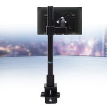 13-27 inch Single Arm Monitor Desk Mount Computer TV Screen Bracket Stand Max Loading 5kg/11 lbs 360 Degree Holder(China)