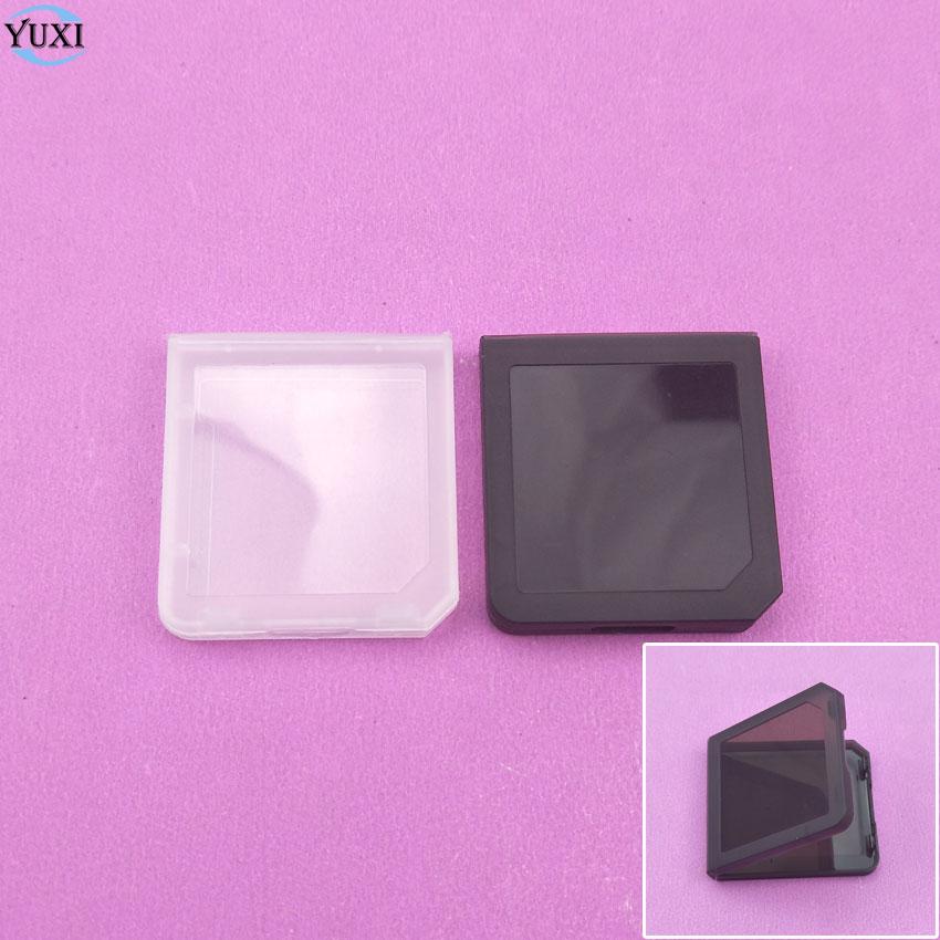 Чехол YuXi для одной игровой карты, картриджи с защитой от пыли и царапин для Nintendo DS 3DS / XL LL