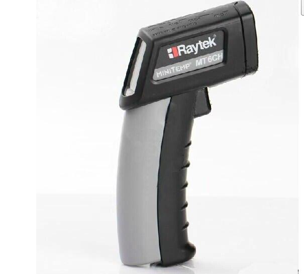 Non Contact handheld digital infrared thermometer Raytek Raynger MT6 -30 to 500C  пирометр raytek st 25