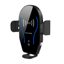 Wireless Car Charger Automatic Car Phone Mount Air Vent Phone Holder Cradle Charging for iPhone 8/8 Plus/X Samsung Galaxy Note