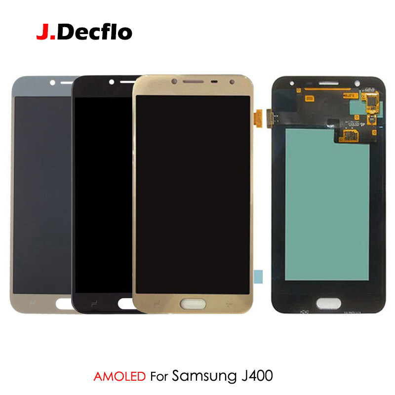 Digitizer-Assembly Samsung Galaxy Lcd-Display Touch-Screen J400 100PCS for OLED