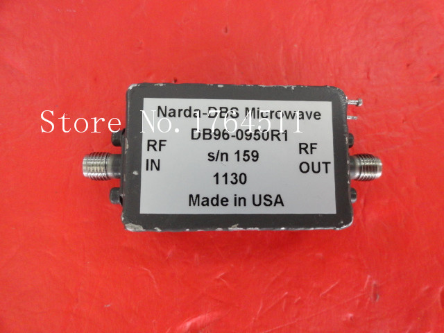 [BELLA] NARDA DB96-0950R1 4-12.5GHz 15V SMA Amplifier Supply