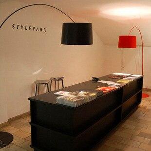 Hot Sale Italy Twiggy Terra Floor Lamp Marc Sadler Design Trendy Floor Lamp  Indoor Lighting 3