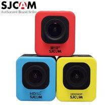 Оригинал sjcam m10 wifi действий камеры m10 wifi mini cube 1080 P full hd водонепроницаемый шлем спорта dv автомобиль тире видеокамеры