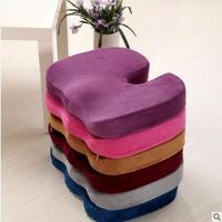 Fast Free Shipping Memory Foam Back Ache Office Chair Orthopedic Seat Pads Bottom Seats Massage Cushion