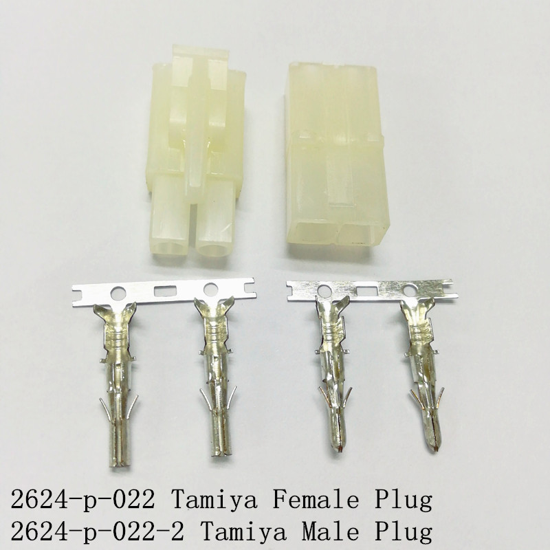 Grand Tamiya connecteur set