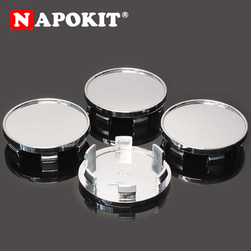 4pcs/lot 54mm Car Wheel Center Hub Caps Car Wheel Rim Hubcap Badge Covers Auto Accessories Fit 50mm Flat Logo Sticker
