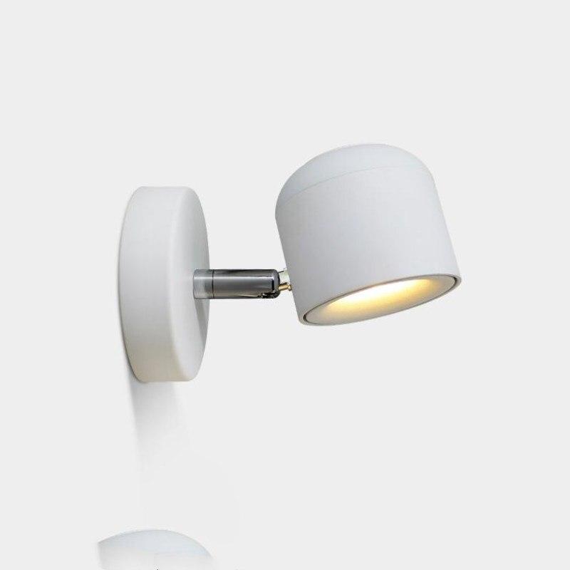 20 W Surface montée COB downlight spot lumières mur LED lampe avant porche lumière LED COB lampe de chevet AC90-260V