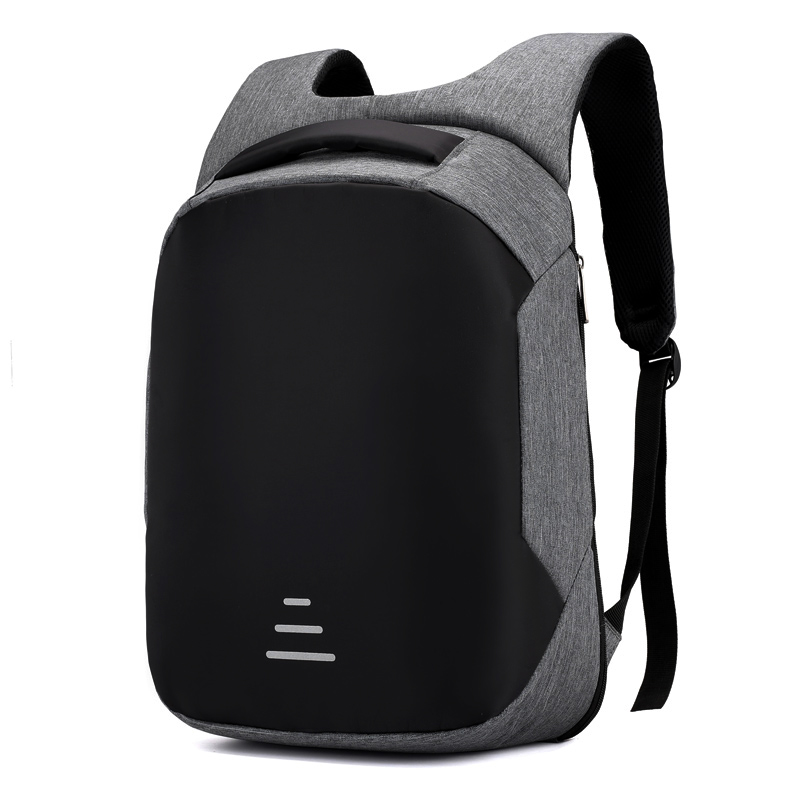 dropshipping 2018 Generation USB Charge Anti Theft Backpack Men 15inch Laptop Backpacks Fashion Travel School Bags Bagpack sac a