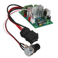 PWM DC Motor Speed Switch Controller Control Reversible Regulator Free Shipping