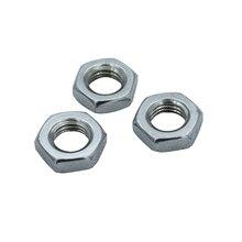 DIN439 M5/M6/M8/M10/M12/M14/M16/M18/M24 304 Stainless Steel Metric Thread Thin Hex Nut Fastener
