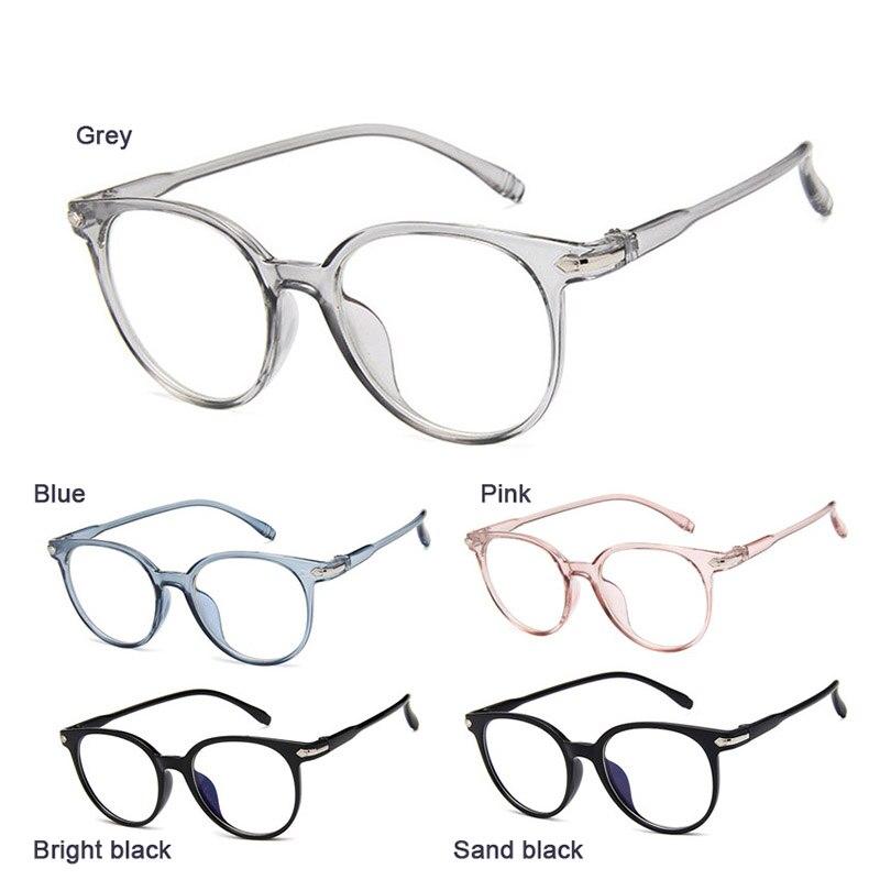 Betrouwbare Nieuw Vrouwen Spektakel Optische Frame Glazen Clear Lens Dame Vintage Computer Anti-straling Brillen Gunstig Voor EssentiëLe Medulla