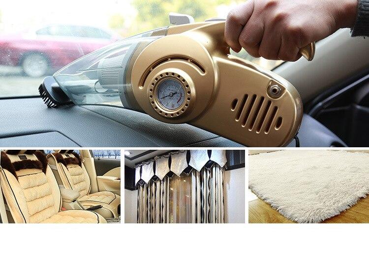Портативный пылесос 4 в 1 CAR VACUUM CLEANER в Ставрополе