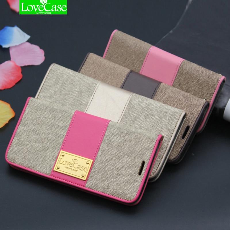 imágenes para Últimas 6 S 7 Más Estilo Tirón de Lujo Carteras De Cuero Clásico para iPhone 7 6 6 s plus 5S SÍ 5 teléfono bolsa & case Capinha Coque