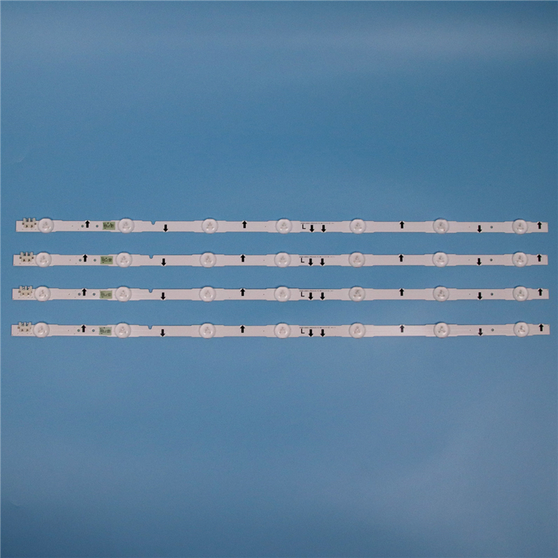 Image 5 - 7 Lamps LED Backlight Strip For Samsung UE32H5500AK UE32H5505AK UE32H5570SS UE32H6200AK UE32H6200AW Bars Kit Television LED Band-in Computer Cables & Connectors from Computer & Office