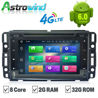 8 Core 8 Inch Android 6 0 Car GPS Navigation System Radio Player DVD Media Stereo