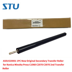 A50U520001 1PC nowy oryginalny wtórnego rolka transferowa dla Konica Minolta naciśnij C1060 C2070 C3070 2nd rolka transferowa