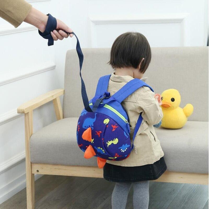 2018 new Anti-lost Kids Bags backpack for children Cute mochilas escolares infantis school bags Cartoon Animal School knapsack