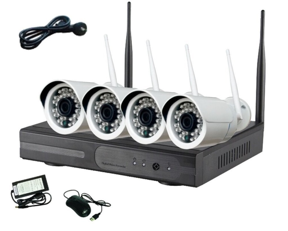 Securityman Wireless Security System