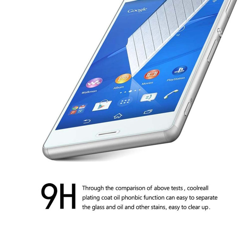 Image 5 - 2PCS = Front + Back Screen Protector Explosion Proof Premium Tempered Glass Film for Sony Xperia Z M4 M5 Z4 Z5 Z2 Z3 Compact-in Phone Screen Protectors from Cellphones & Telecommunications