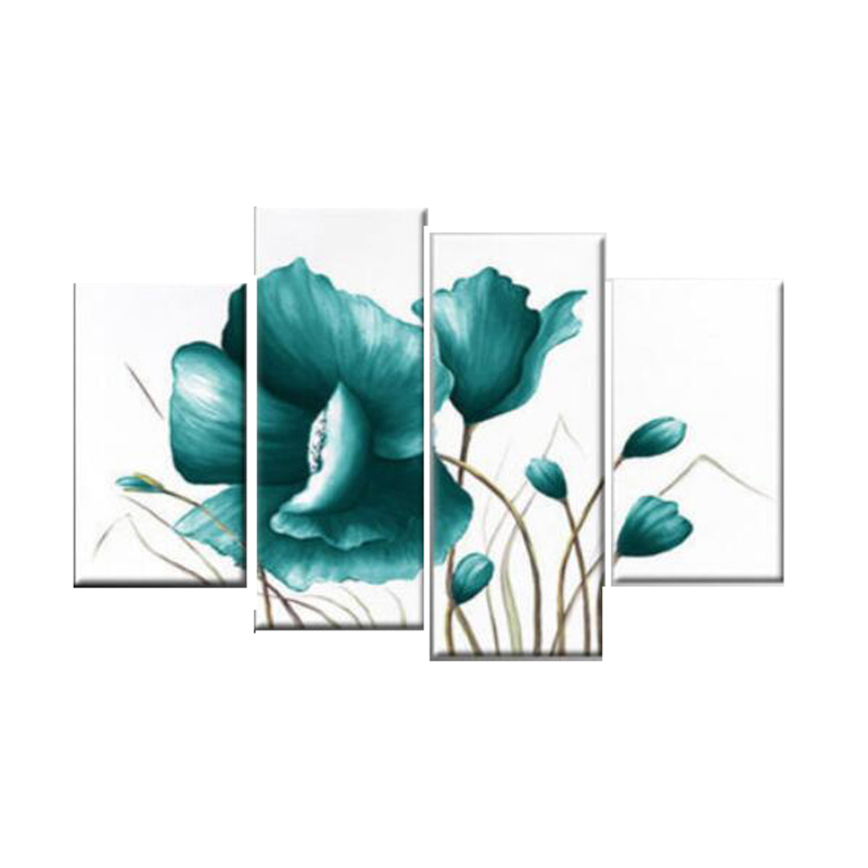Large Oil Painting On  Canvas Picture Home Decoration  Flower  Painting Wall Art  no frameLarge Oil Painting On  Canvas Picture Home Decoration  Flower  Painting Wall Art  no frame