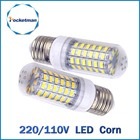 LED Corn 24 36 48 56 69Leds E27 E14 Spotlight LED Light Lamp AC 110/220V Led Bulb Lighting Led Bulb lights Dropshipping