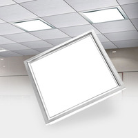 10PCS 300x300 300x600 12W 18W 24W high bright led indoor ceiling lamp LED panel light square lamp for kitchen bathroom office