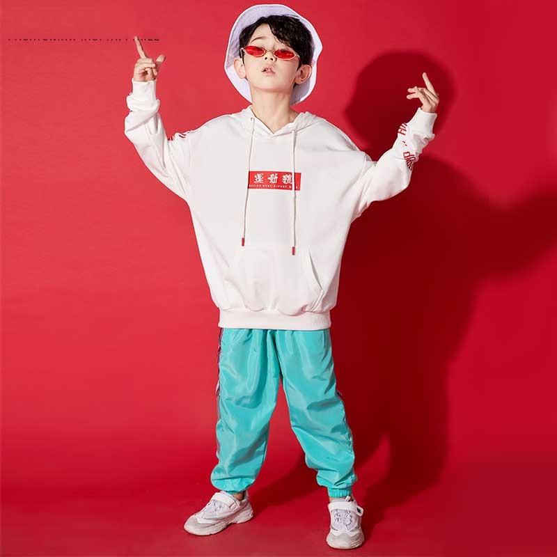 100% Vero Ragazzi Hip-hop Bambini Costume Di Ballo Di Ballo Di Strada Vestiti Di Jazz Dei Bambini Di Jazz Performance Di Danza Costume Di Scena Mostra Hip Hop Weardqs1175 Ritardare La Senilità