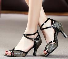 New Women Snakeskin Ballroom Latin Dance Shoes Wholesale Salsa Dance Shoes ALL SIZE