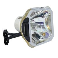 Compatible Bare Bulb 78 6969 9719 2 for 3M H80 / MP4100 / X80 / X80L Projector Lamp Bulbs without housing