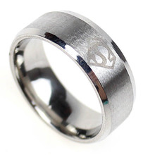 (1 pieces/lot) 100% Stainless Steel Ring Superman Ring