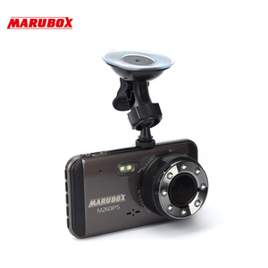 "Image 5 - Marubox M260IPS Car DVR Camera Dash Cam 1080P 4.0"" Video Recorder Registrator G Sensor Night Vision Car Camcorder DVR"