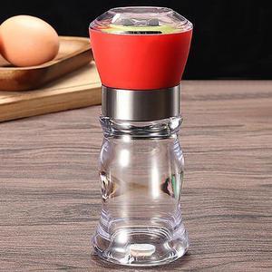 Image 3 - Kitchen Grinding Bottles Tools Salt Pepper Mill Grinder Pepper Grinders Shaker  Container Seasoning Condiment Jar Holder