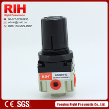 Pressure Regulator/RIH  A Series AR2000-02 Air Source Treatment Components Differential Pressure Drainage type